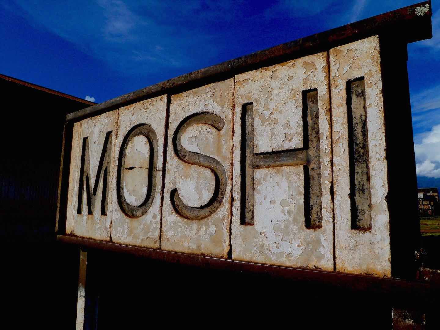 Moshi Things to Do