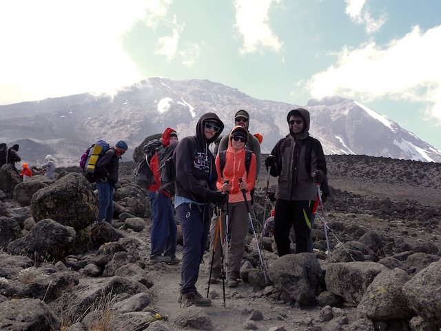 Kilimanjaro Group Climbs