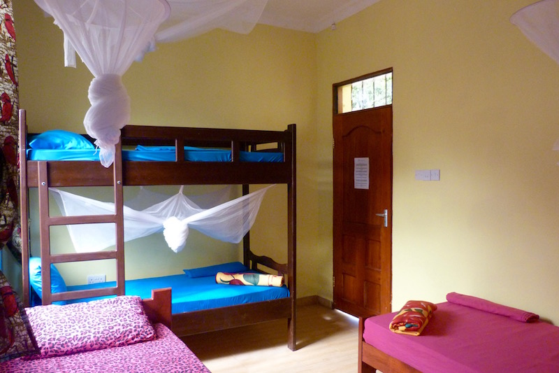 Rafiki Backpackers 4 bed dorm