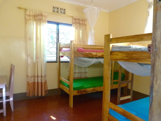 Hostel in Moshi Tansania