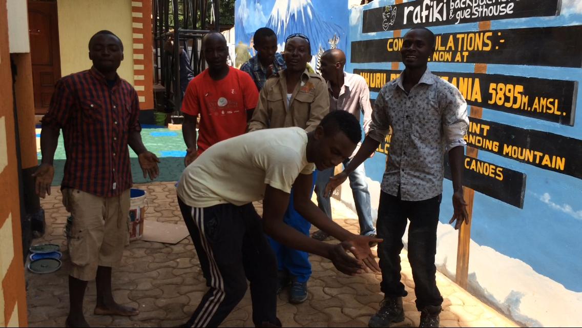 Tansania Backpacker Erfahrungsbericht