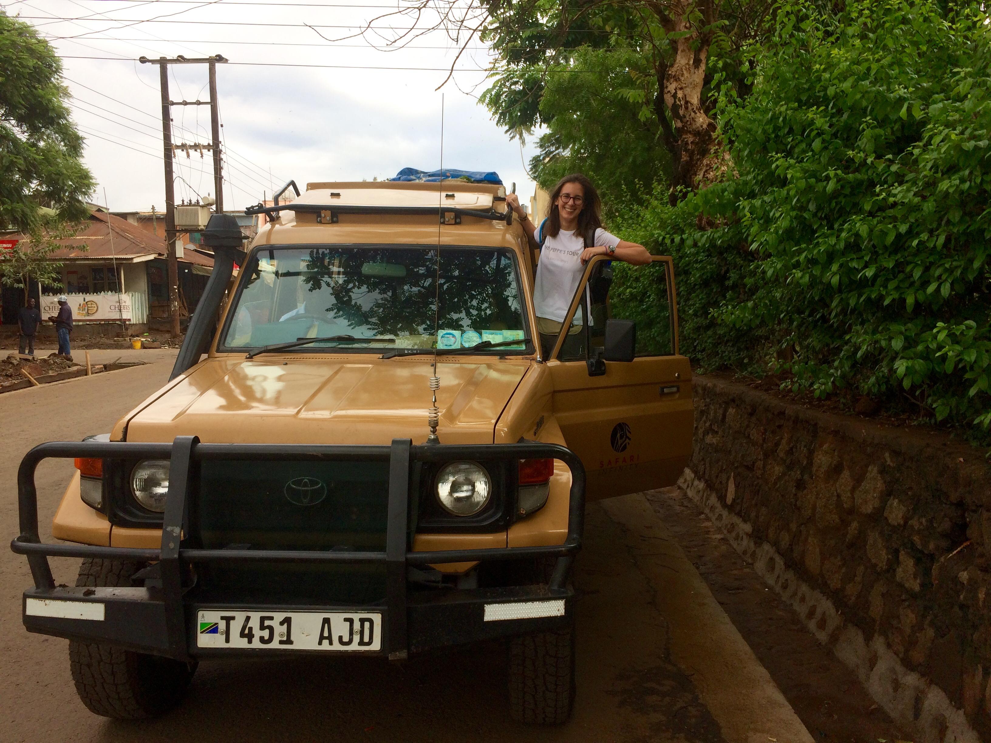 Tansania Rucksackreise